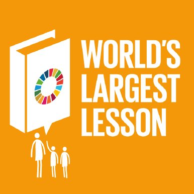 Afbeelding voor The World's Largest Lesson